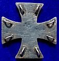 Prussia, Iron Cross 1st Class of the Wars of Liberation, Form of 1 June 1813. Reverse.jpg