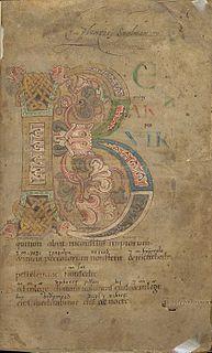 Stowe Psalter