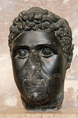 Ptolemy X Alexander I - Image: Ptolemy X Alexander I Louvre Ma 970