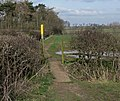 Public footpath to Queniborough - geograph.org.uk - 1205022.jpg