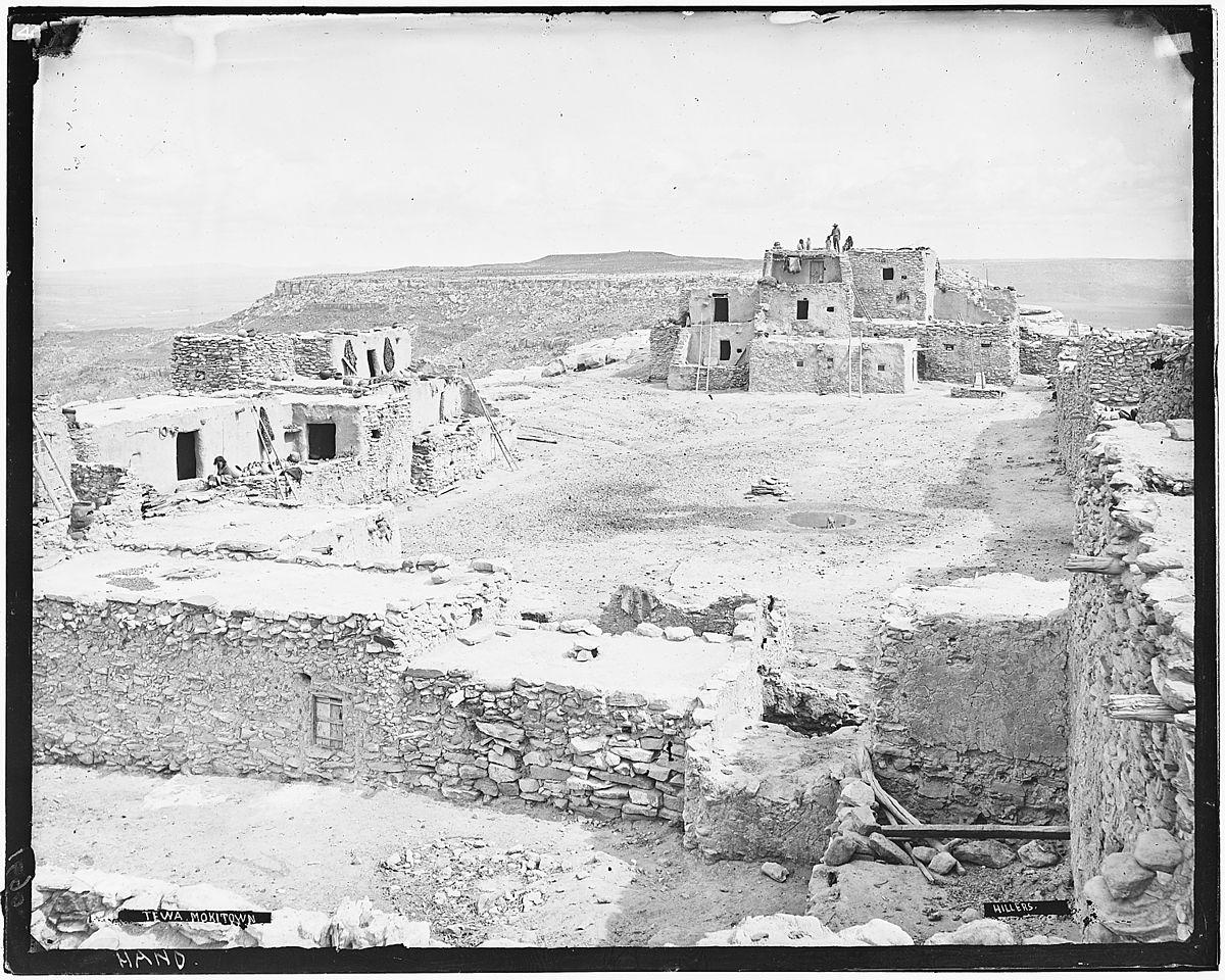 File:Pueblo, Tewa (Hopi), Mokitown - NARA - 523851.jpg ...