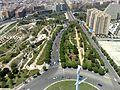 Puente del Reino - av francia y Pechina - Cuidad de las ciencias y las artes en Valencia.jpg
