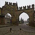 Puerta de Jaén y Arco de Villalar. Baeza.jpg