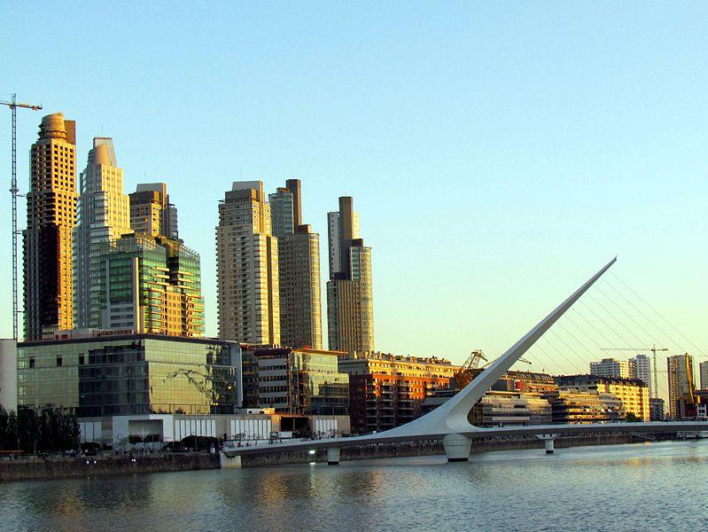 Resultado de imagem para PUERTO MADERO – BUENOS AIRES, ARGENTINA