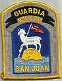 Puerto Rico - Guardia Municipal San Juan - police patch.jpg
