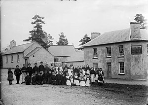 Pupils, Llanwnnen school (8450593764).jpg