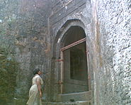Purandar fort entrance