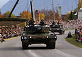 Pz 87 Leopard - Front 2 - Schweizer Armee - Steel Parade 2006.jpg