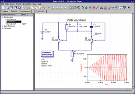 Image illustrative de l'article Quite Universal Circuit Simulator