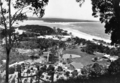Queensland State Archives 233 Noosa Heads looking from the Noosa Heads Lookout towards Laguna Bay and the Noosa River c 1931.png
