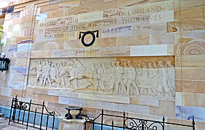 Daphne Mayo - Queensland Women's War Memorial