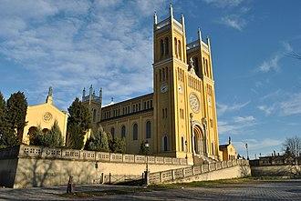 Fót - Image: Római katolikus templom (7024. számú műemlék) 2