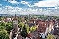Röderschütt, Stadtmauer, vom Röderturm Rothenburg ob der Tauber 20180922 002.jpg