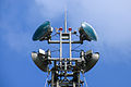 R-431-AM mobile antenna at Engineering Technologies 2012 02.jpg