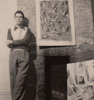 Raymond P. Spillenger American painter
