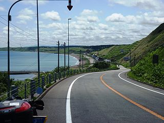 Japan National Route 238