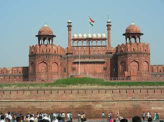 Economy of Delhi - The Red Fort