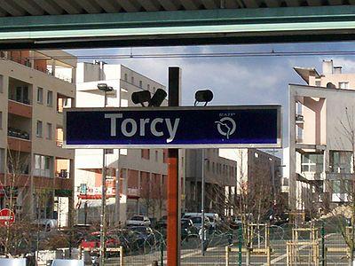 Torcy (Sekwana i Marna)