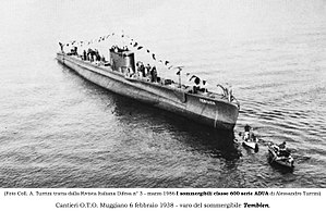 RIN Tembien being launched