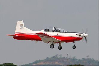 Pilatus Aircraft - A Royal Malaysian Air Force Pilatus PC-7 Mk2
