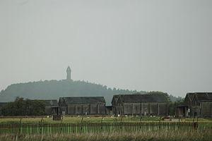 Throsk - Image: RN Ammunition Depot, Throsk