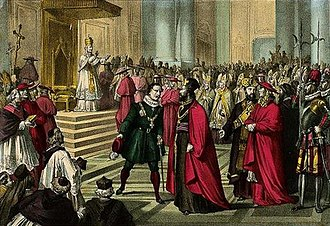 First Vatican Council - Image: ROME 8 DECEMBRE 1869 cropped