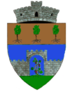 Coat of arms of Bucov