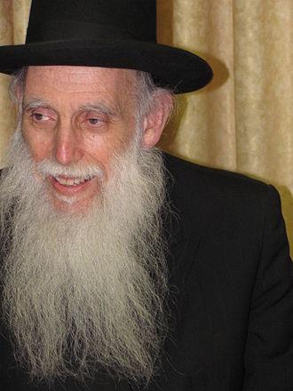 Aharon Feldman - Rabbi Aharon Feldman in 2010