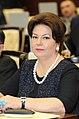 Rabiyyat Aslanova milli meglis.jpg
