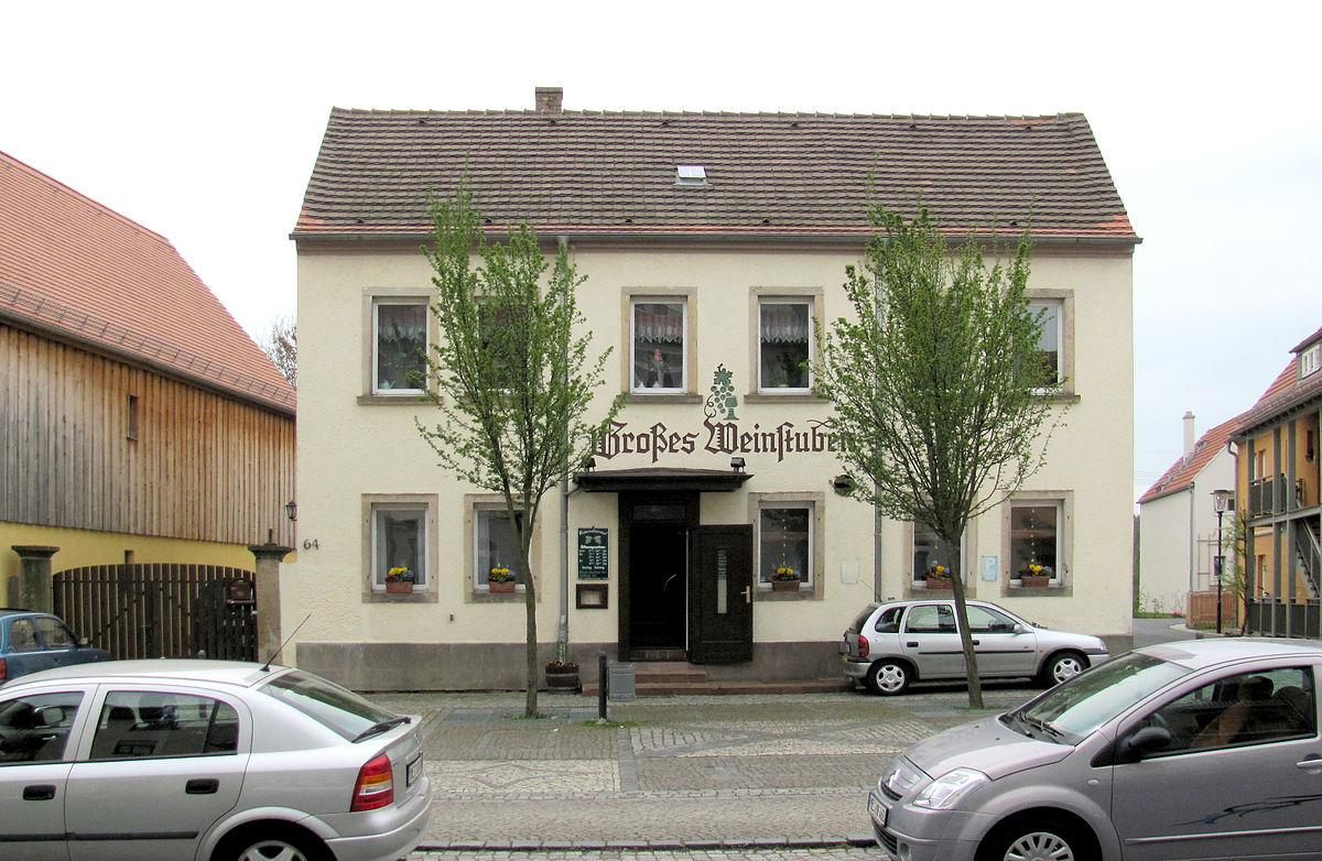 """Gasthaus """"Großes Weinstuben"""" – Wikipedia"""