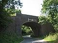 Railway bridge near Crane's Corner - geograph.org.uk - 522920.jpg