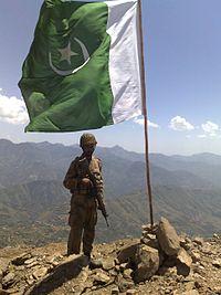 Raising the flag in Swat - Flickr - Al Jazeera English