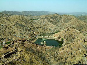 Jaigarh Fort - Jaigarh Fort water supply