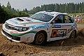 Rally Finland 2010 - shakedown - Alessandro Bruschetta 2.jpg