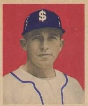 Ralph Hodgin - Hodgin in 1949.