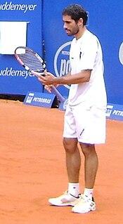 Ramón Delgado Paraguayan tennis player