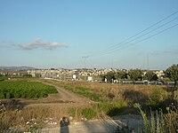 Ramat yishay from alonim.jpg