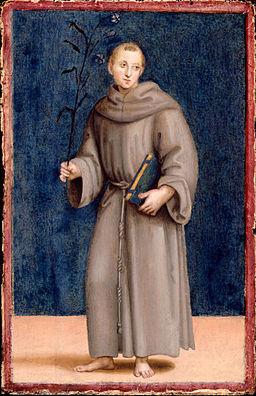 Raphael - Saint Anthony of Padua - Google Art Project