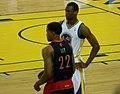 Raptors at Warriors, 2013-03-04 P1000093 (8532480392).jpg