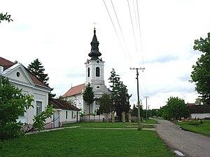 Ravno Selo - The Orthodox Church.