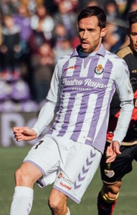 Real Valladolid - Rayo Vallecano 2019-01-05 45 (cropped).jpg