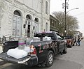 Red Bean Parade in lower Faubourg Marigny, New Orleans Carnival 01.jpg