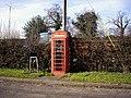 Red telephone box - geograph.org.uk - 682802.jpg