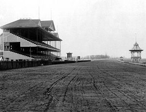 The Red Mile - KY Trotting Assoc, 1898