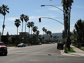 Catalina Avenue à Redondo Beach.