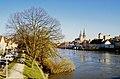 Regensburg River Walkway - panoramio.jpg