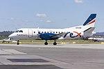 Regional Express (VH-ZJS) Saab 340B taxiing at Wagga Wagga.jpg