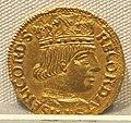 Regno di napoli, ferdinando I, oro, 1458-1494, 03.JPG
