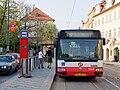 Reko TT Malostranské náměstí, Újezd, stanicující NAD.jpg