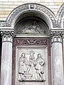 Relief am Haupteingang der staatlichen Kunsthalle Karlsruhe 3.jpg